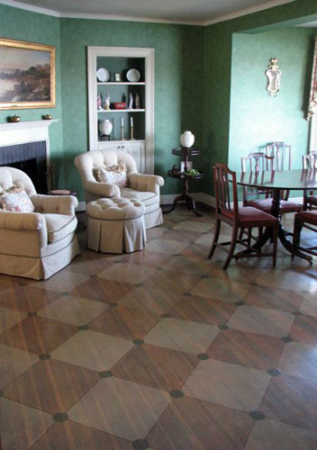 Karl B Smith Artist Amp Decorative Painter Interior